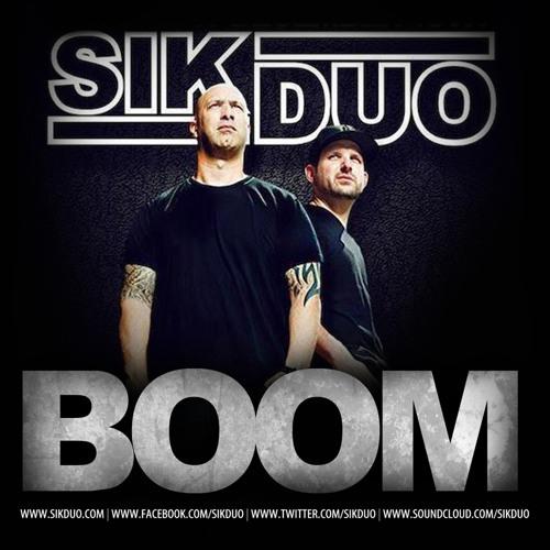 SikDuo - BOOM (Main Mix)