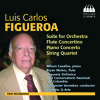 Luis Carlos Figueroa: Orchestral and Chamber Music - Suite for Orchestra - IV. Alegro moderato