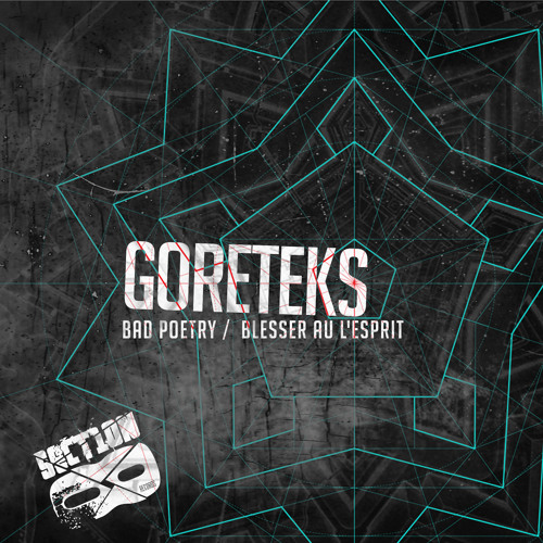 Goreteks - Bad Poetry (clip) (OUT NOW) junglepress.org/section8recs