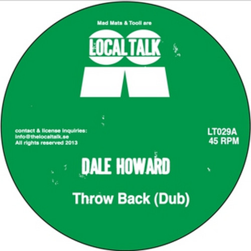 Throw Back EP [Local Talk] (Vinyl + Digital) OUT NOW!!