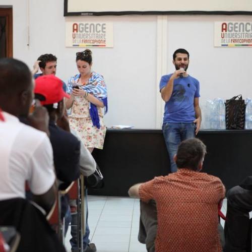 #MondoblogDakar invité par la radio sénégalaise RSI