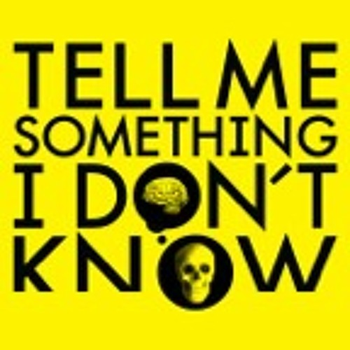 Tell Me Something I Don't Know 005: Jesse Schell