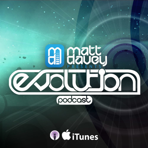 Matt Davey - Evolution 005 - Live at ASOT 600 Den Bosch