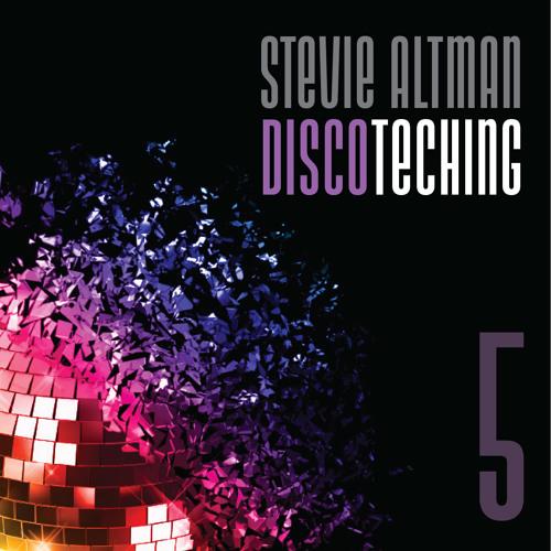 DiscoTeching Vol 5 mixed by Steve Altman