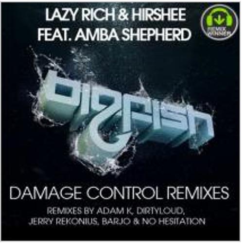 Lazy Rich & Hirshee feat Amba Shepherd - Damage Control (Adam K Remix)