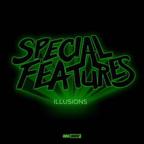 Special Features - Illusions [BIG BEAT]