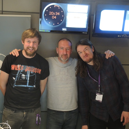 BBC 6 Music Marc Riley Session Bromheads 080413