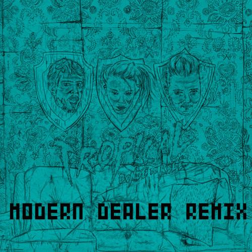 Brazilian Boys - Bonde do Role feat. Ce'Cile (Modern Dealer Remix)