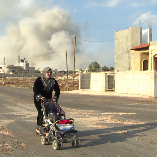 A filmmaker documents both sides of Syria's civil war