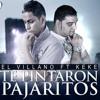 El Villano Ft Keke - Te Pintaron Pajaritos (D.j. Planex Villera Edit 2013) 64KBPS