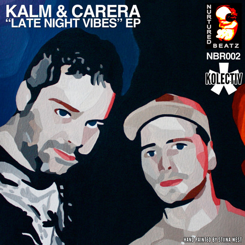 Kalm & Carera - Late Night Vibes (clip) - NBR002A - OUT NOW