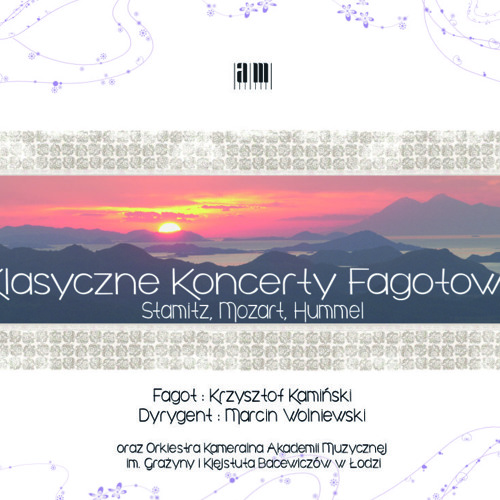 W. A. Mozart: Koncert B-Dur KV 191, II. Andante ma adagio