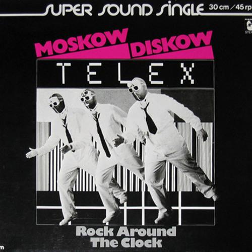 Telex - Moskow Diskow (Tempogeist Remake)