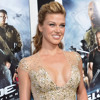 Direct from Hollywood: Adrianne Palicki Jokes About Channing Tatum Dancing on 'G.I. Joe' Set