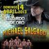 el compa Sacra & Michael Salgado