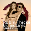 Robin Thicke Feat T.I & Pharrell - Blurred Lines (MAXIME.C Remix)