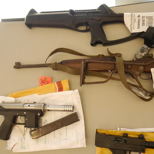 Front and Center: The economics of guns