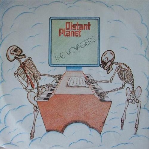 The Voyagers - Distant Planet