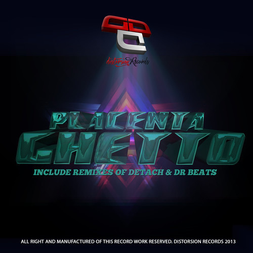 PLACENTA - Ghetto (Detach Remix) [Distorsion Records] #35 Beatport Top 100 Breaks