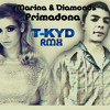 Marina And The Diamonds - Primadonna (T-Kyd Remix) FREE DOWNLOAD