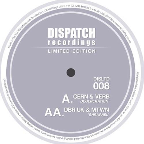Cern & Verb - Degeneration - Dispatch LTD 008 (CLIP) - OUT NOW