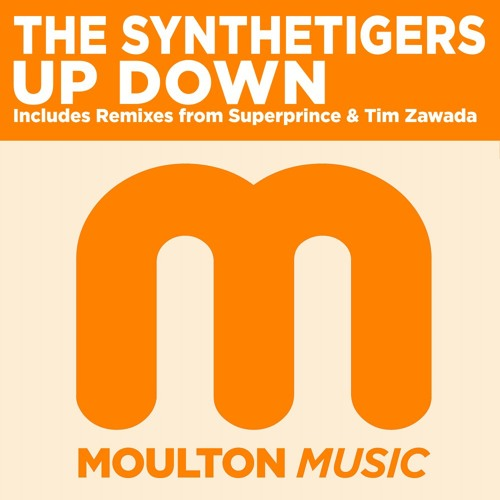 Preview :: The SyntheTigers = People Get Up (Original Mix) on Moulton Music! MM07