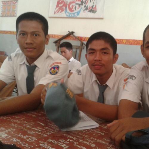 Indo Ambo With Agung Budiman at SMA Negeri 1 Parepare
