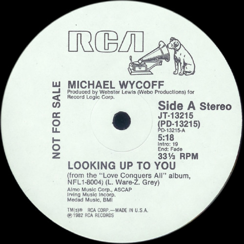 Michael Wycoff — Looking up to you (The Noodleman Edit)
