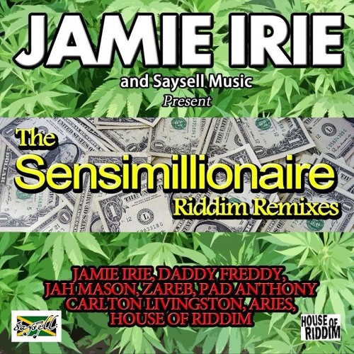 SENSIMILLIONAIRE RIDDIM - ARIES REMIX'S -  MINI MIX