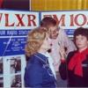 WLXR FM-105 1980 Station Composite