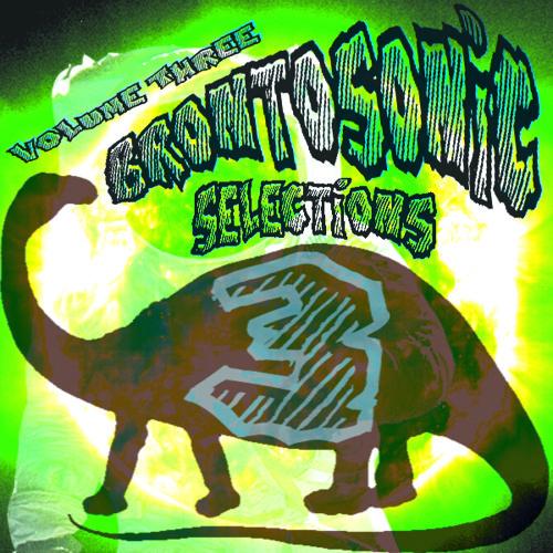 Albino Gorilla - Mouth of the Mountain - BRNT003