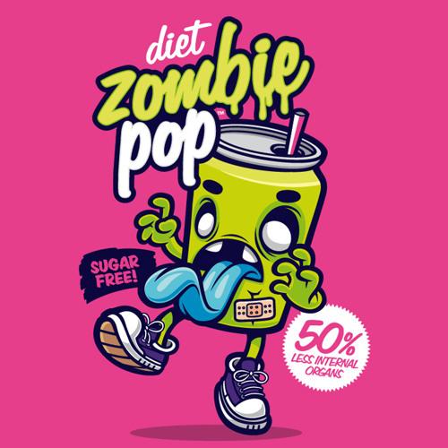 LordNikon-Diet Zombie Pop