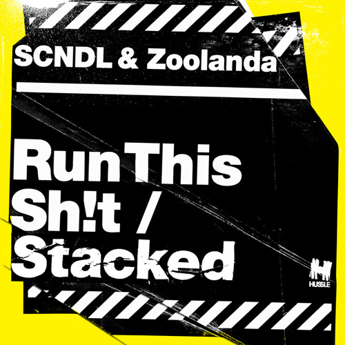 Stacked - SCNDL & Zoolanda [Teaser] EP Out April 26th