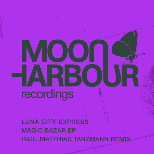 MHD010 Luna City Express - Magic Bazar (preview)