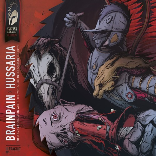 BRAINPAIN - WHERE THE WINGS RIDE /// ULTRACULT001