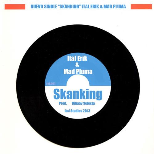 Ital Erik & Mad Pluma-Skanking/Djbaay prod.