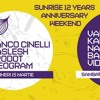 Franco Cinelli @ Kristal Bucharest 15.03.2013 Sunrise 12 Years Anniversary