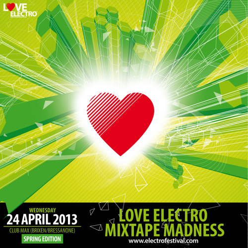 TAI - LOVE ELECTRO FESTIVAL - Exclusive Mixtape