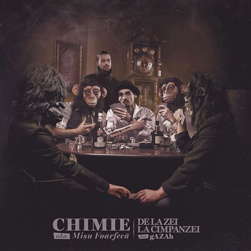 Chimie - Frustrarea unui mafiot (cu Phunk B, Junk si DJ Power)