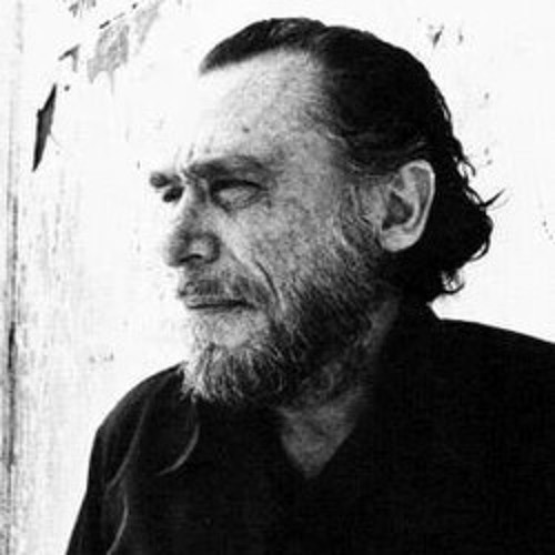 'The Minute,' a poem by Charles Bukowski, read by RM.
