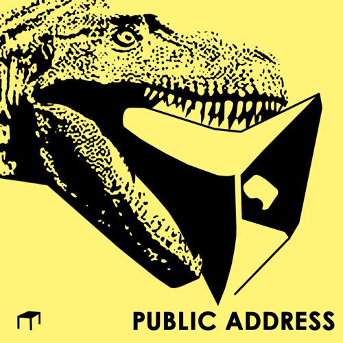 Public Address - Back in Front