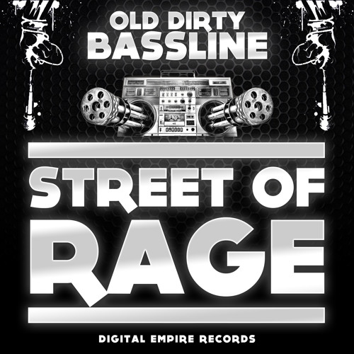 PREVIEW Old Dirty Bassline - Street Of Rage ( Seight Remix ) OUT NOW