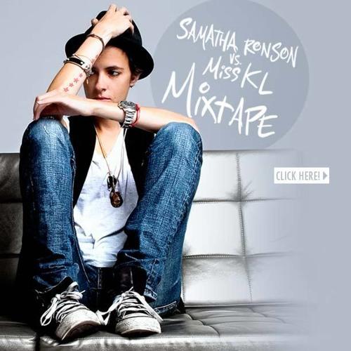 Samantha Ronson X Miss KL (Karmaloop Mixtape)