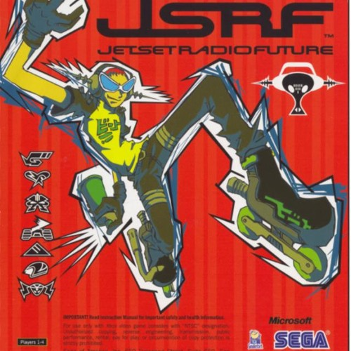 Jet Set Radio Future [original Soundtrack] By Hddod