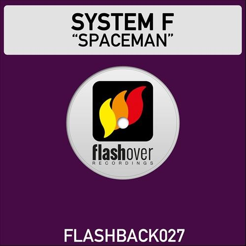 System F - Spaceman (Space Raven remix)