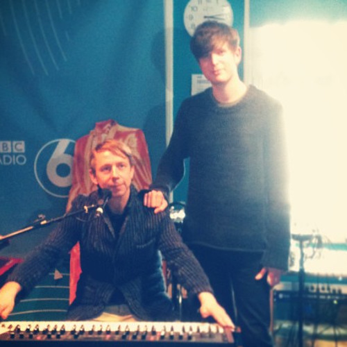 BBC 6 Music: James Blake in Session for Gilles Peterson (Abstract Tease)
