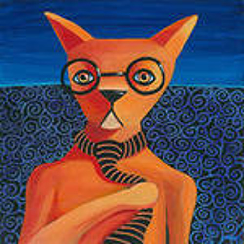 STBB#318 Funky cat