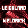 Leighland Weldrick - Chaos & Piss (Pink Cover)