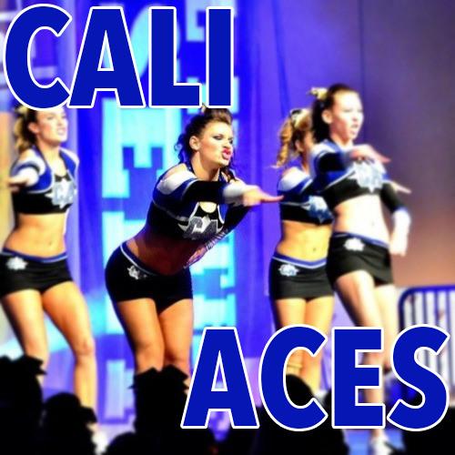 California Allstars Aces 2012-2013