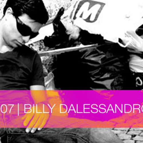 07 | Billy Dalessandro